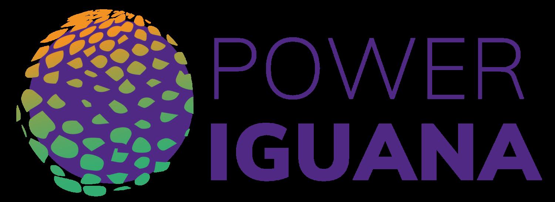 logo da Power Iguana